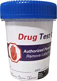 (10 Tests) Magenta 12 Panel Instant Drug Test Cup THC-COC-MOP-AMP-MAMP-PCP-BZO-BAR-MDMA-MTD-OXY-OPI-BUP Includes Buprenorphine (Suboxone) and Lower OPI 300ng/ml Cutoff/FDA-510K, OTC & CLIA Waived