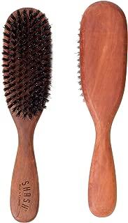 first cut boar bristle hair brush