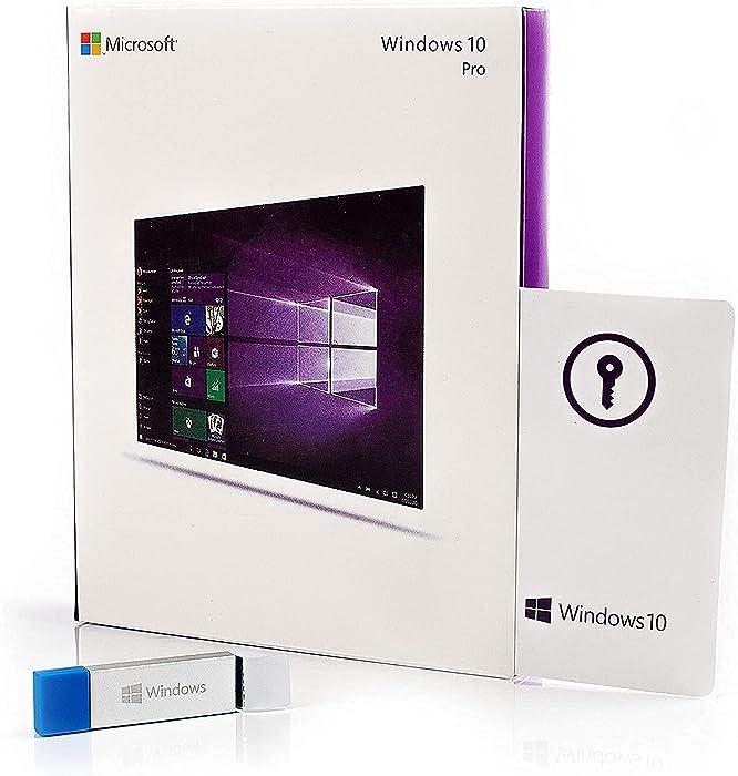 Windоws 10 Pro USB | English | 1 PC | USB Flash | Original Lifetime License | Windоws 10 Professional
