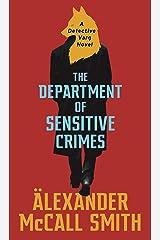 The Department of Sensitive Crimes: A Detective Varg novel Kindle Edition
