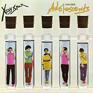 GERMFREE ADOLESCENTS (LIMITED SHOCKING PINK VINYL EDITION) [12 inch Analog]