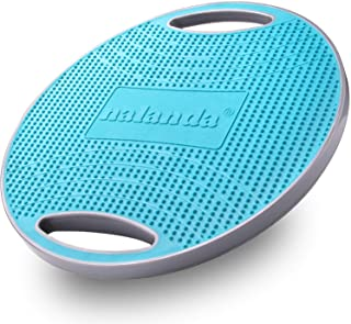 NALANDA Wobble Balance Board, Core Trainer for Balance Training and Exercising, Healthy Material Non-Skid TPE Bump Surface...
