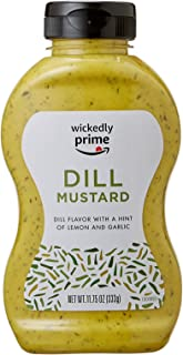 Wickedly Prime Mustard, Dill, 11.75 Ounce