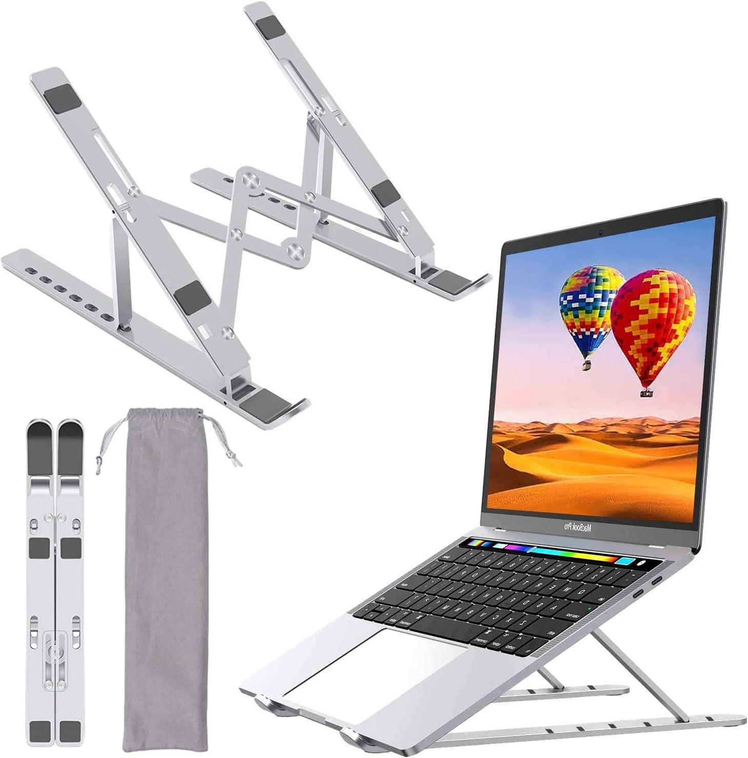 Laptop Stand for Desk Dedication Portable Popular Adjustable Height Riser F
