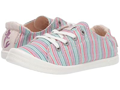 Roxy Kids Disney(r) Bayshore III (Little Kid/Big Kid) (Strawberry) Girls Shoes