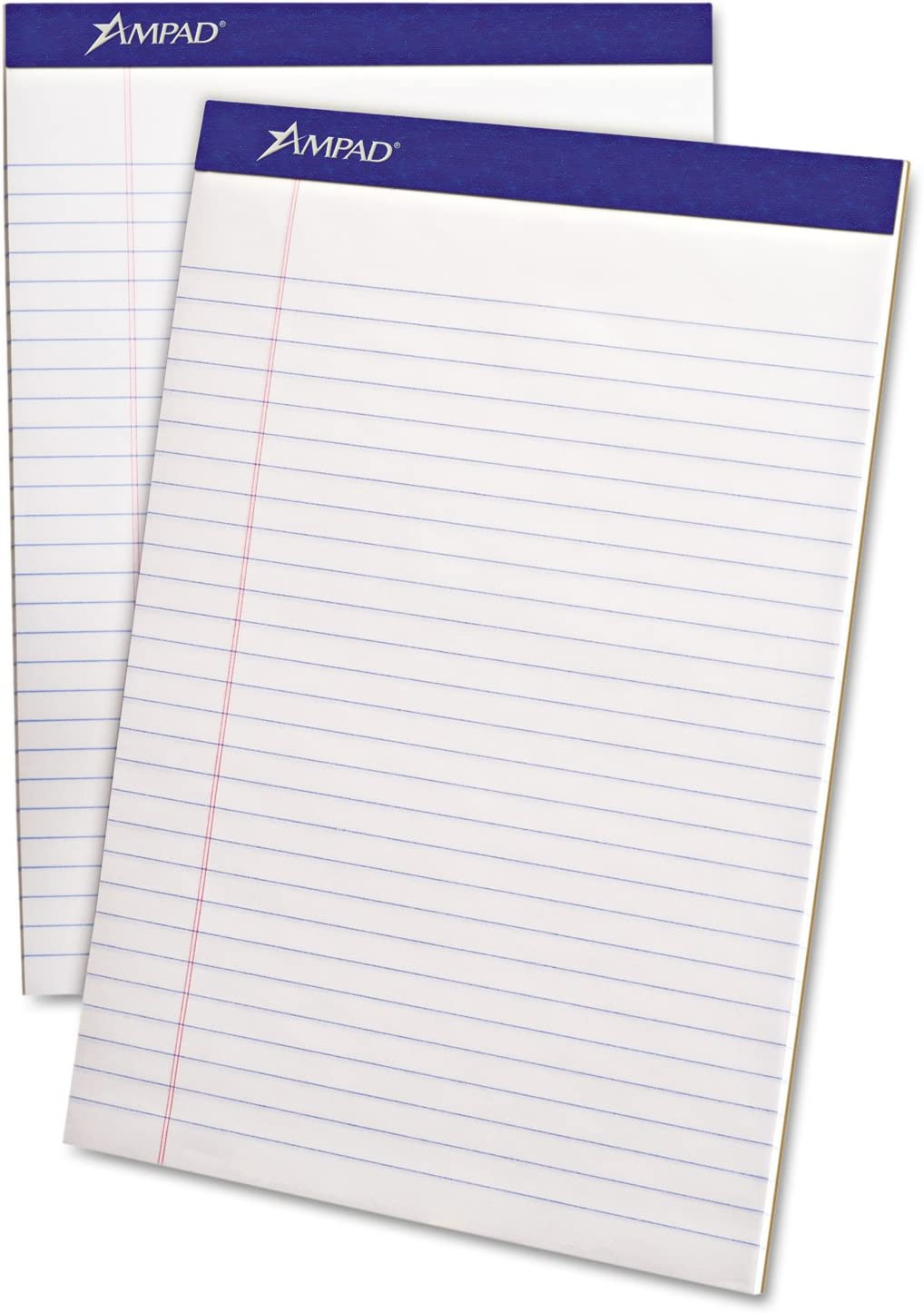 Ampad 20320 Perforated Pad Legal We OFFer at cheap prices Rule 2-Inc 8-1 Sheets 50 OFFicial store