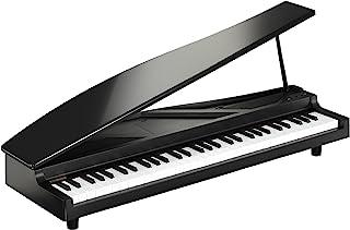 KORG MICROPIANO マイクロピアノ ミニ鍵盤61鍵 ブラック 61曲のデモソング内蔵 自動演奏可能