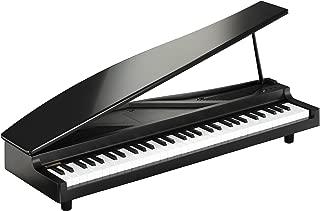 Korg microPiano 61 - Key Minature Grand Piano, Black
