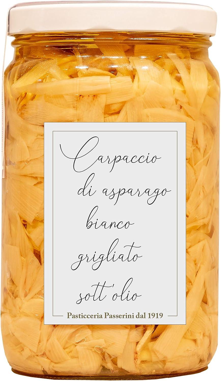 Pasticceria Passerini Max 76% OFF dal Dealing full price reduction 1919 Grilled Asparagus Carpaccio White