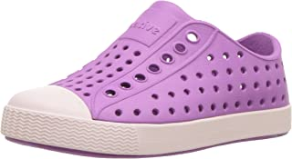 Native Kids Jefferson Child Water Proof Shoes, Peace Purple/Milk Pink, 7 Medium US Toddler