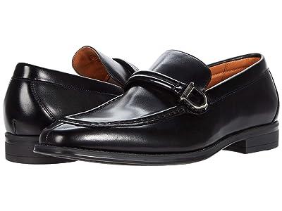 Stacy Adams Pernell Slip-On Loafer (Black) Men