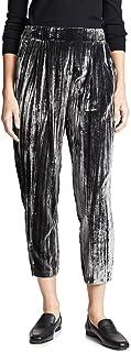 Splendid womens Elastic Waistband Velvet Pant Pants