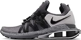 Nike Men's Shox Gravity Atmosphere Grey/Black/Thunder Grey Synthetic Running Shoes 13 (D) M US