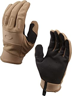 Oakley Mens SI Lightweight Glove, Coyote, X-Small