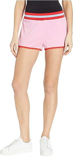 Juicy Logo Microterry Shorts