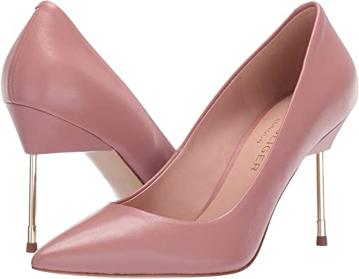 Pale Pink Leather