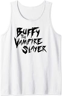 Buffy the Vampire Slayer Buffy Logo Tank Top