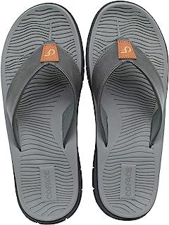 COFACE Men's-sport-flip flops-Casual-Comfort-Sandals-With Arch Support-Outdoor-Beach-Size 7~13