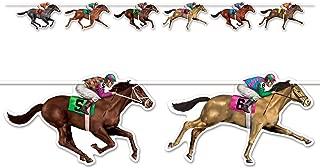 race horse cutouts