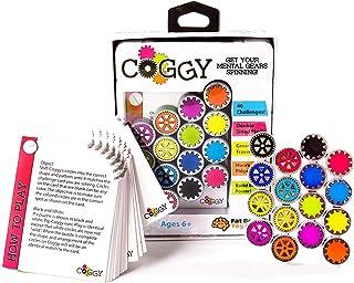 Folkmanis FA116-1 Coggy Logic Toy