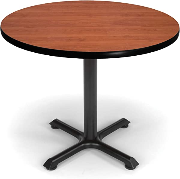 OFM Multi Purpose Round Table Cherry XT36RD CHY