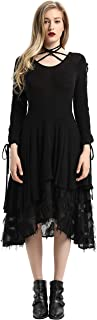 Best high low gothic dress Reviews