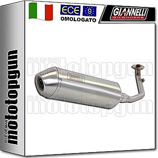 GPR Italia Exhaust System Scarico PI.CAT.1.4RMAXY Impianto Completo Omologato e Catalizzato per Scooter Beverly 350 Sport Touring 2011//14 Maxy 4Road