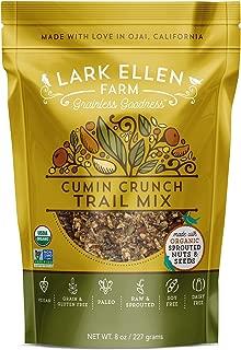Lark Ellen Farm Trail Mix, Cumin Crunch, 8 Oz