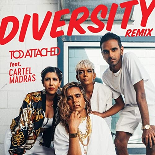 Diversity (Remix) [feat. Cartel Madras] [Explicit] by Too ...