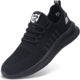 LARNMERN PLUS Sneakers Donna Uomo Sneakers Running Moda Scarpe 36-48EU