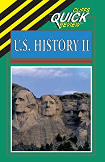 CliffsQuickReview United States History II