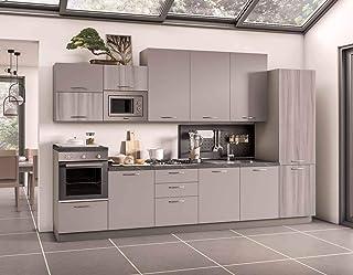 Amazon It Cucina Componibile Con Elettrodomestici Arredamento Casa E Cucina