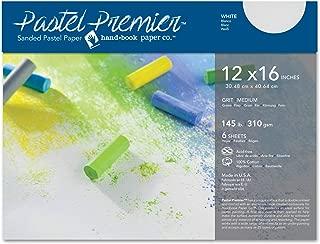 pastel premier sanded paper