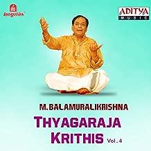 Thyagaraja Krithis - M. Balamuralikrishna, Vol. 4