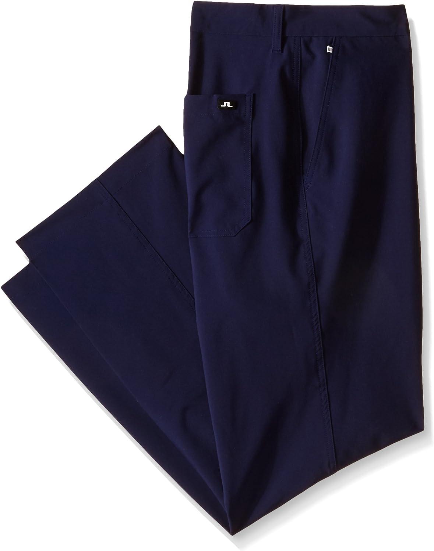 J.Lindeberg M Troon Micro Stretch Pant  Navy Purple