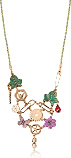 Disney Couture Tinker Bell Pixie Hollow Necklace