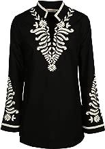 Tory Burch Luxury Fashion Womens 43769887 Black Blouse | Spring Summer 19