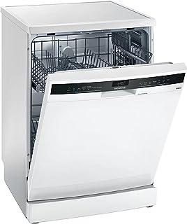 Siemens 13 Place Settings iQ500 free-standing dishwasher (SN25IW00TI, White)
