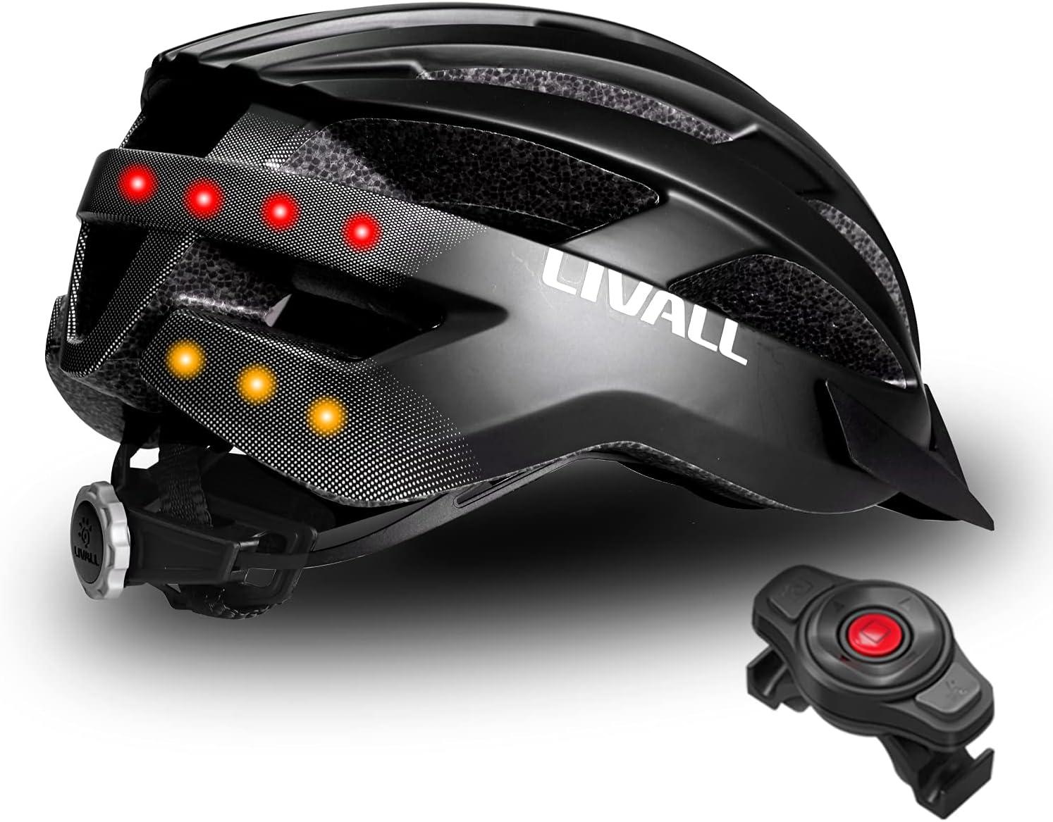 LIVALL 2021 new MT1 NEO Adult Smart Popular brand Bike with Light Turn Signal an Helmet