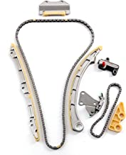 TUPARTS Timing Chain Parts fits for 2002 2003 2004 2005 2009 Honda Civic 2.0L 1998CC 122Cu. in. l4 Gas DOHC Naturally Aspirated