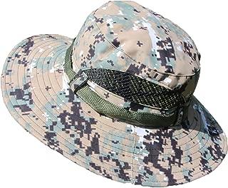 Summer Camouflage Sun Hat Fisherman Women's Outdoor Mountaineering Hat Walking Quick-Drying Visor