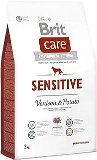 BRIT Care Sensitive Croquette Gibier/Pommes de Terre pour Chien 12 kg