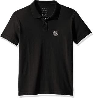 Boys' Big Delancy Short Sleeve Polo Shirt