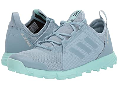 adidas Outdoor Terrex Speed (Ash Grey/Ash Grey/Clear Mint) Women