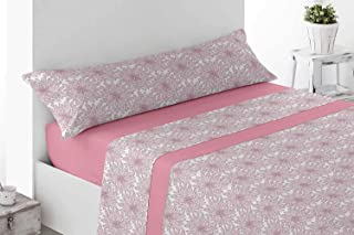 CONFORT HOME T. M. (Moon Rosa, 105_x_200_cm) -Full Painted