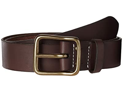 Red Wing Heritage 1 1/2 Pioneer Leather Belt (Amber) Men