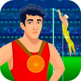 Summer Sports Athletic Gymnastics Word Championship Game For Boys And Girls