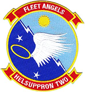 HC-2 Helicopter Combat Support Squadron Patch
