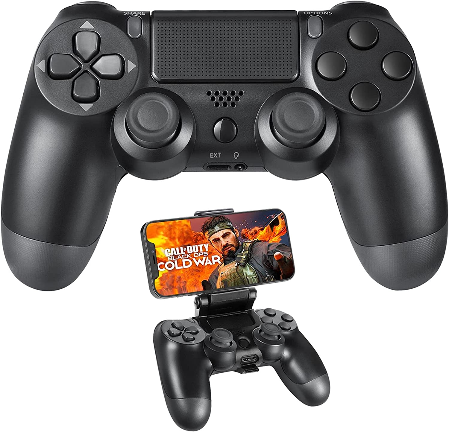 Playstation 4 Controller PS4 Limited time for free shipping Wireless Moun with Clip Free shipping on posting reviews