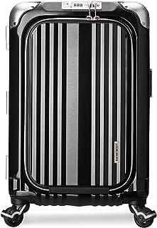 [レジェンドウォーカー] スーツケース フレーム BLADE 機内持ち込み可 フロントオープン ビジネスキャリー 保証付 38L 54 cm 3.8kg